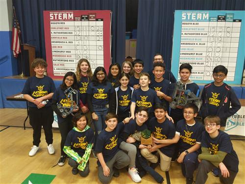RLC STEAM Team Wins